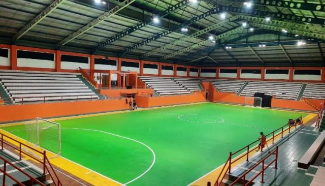 5 Lapangan Futsal Bikin Nyaman Main Futsal