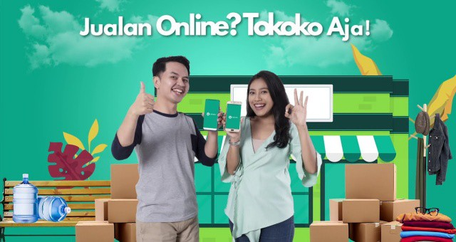 Cara Menggunakan Aplikasi Tokoko